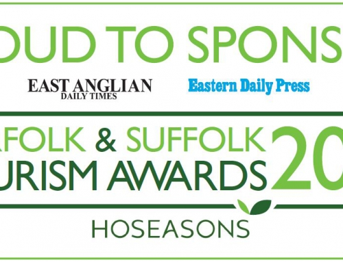 Norwich Print Solutions sponsors a category in the Norfolk and Suffolk Tourism Awards 2019